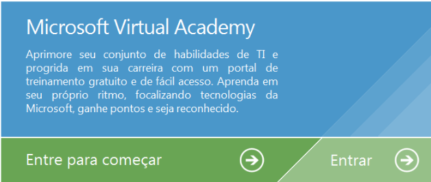 SQL Server e BI no Microsoft Virtual Academy